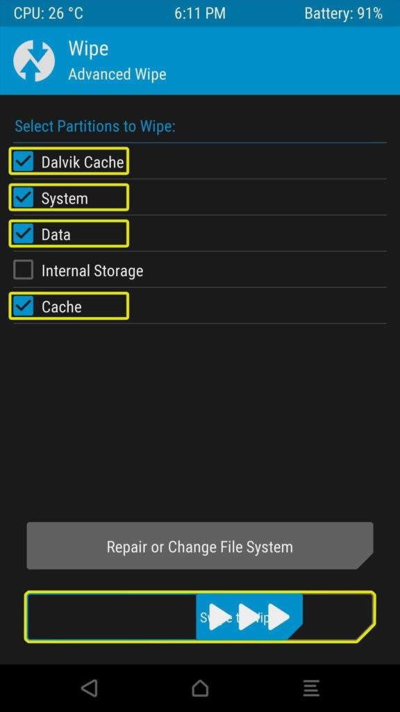 How To Install Official CyanogenMod 12.1 For Lyf Water 7