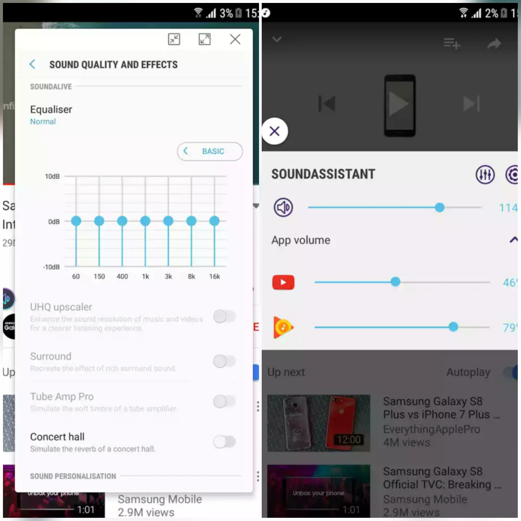 How To Control Samsung Galaxy Sound With New SoundAssistant App
