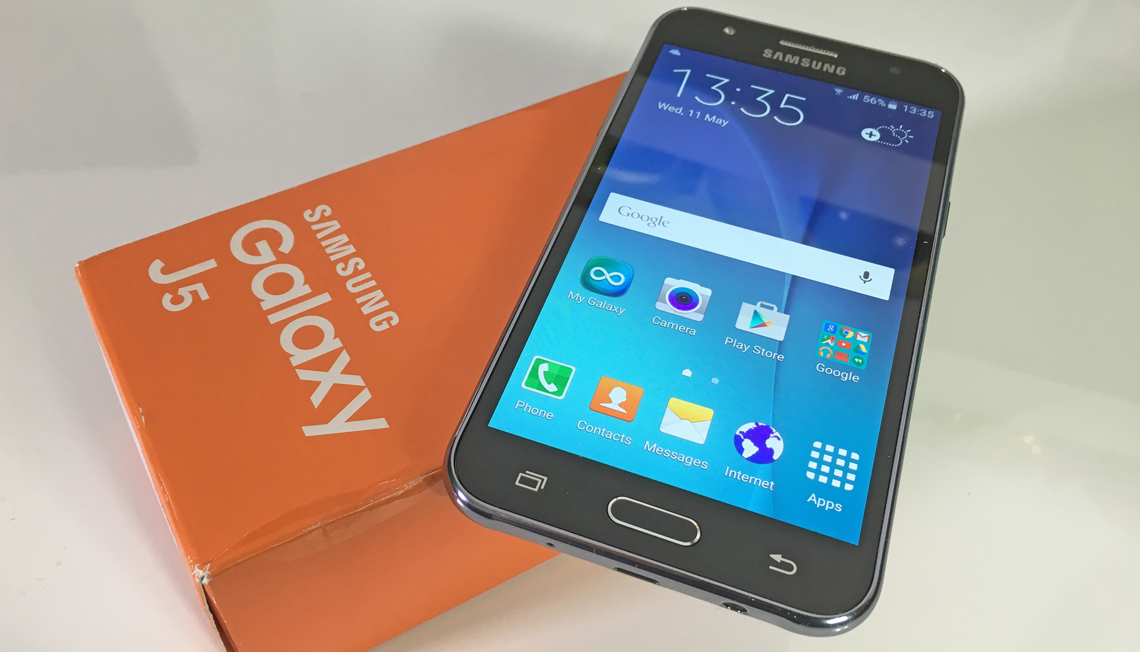 How to root Samsung Galaxy J5 without PC