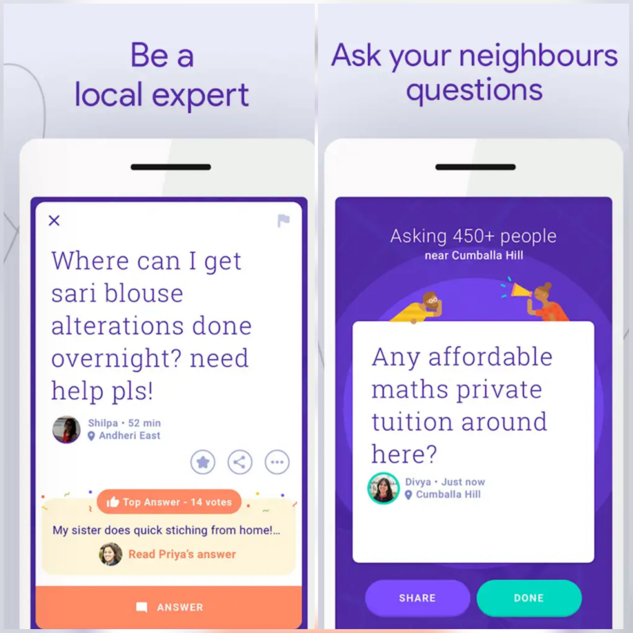 Google Launches Neighbourly App In India