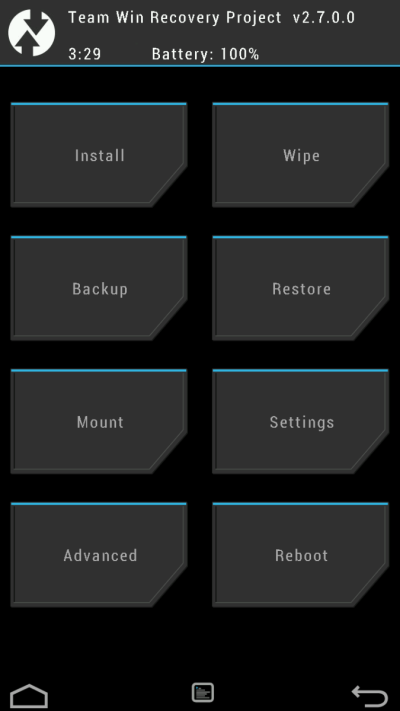 Root and Install TWRP Recovery on Santin N1