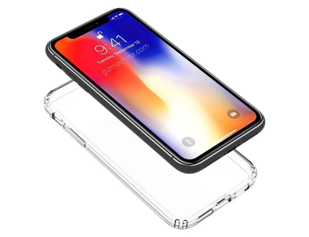Apple iPhone 9 Case Renders Reveal Notched Display And Single-Lens Camera