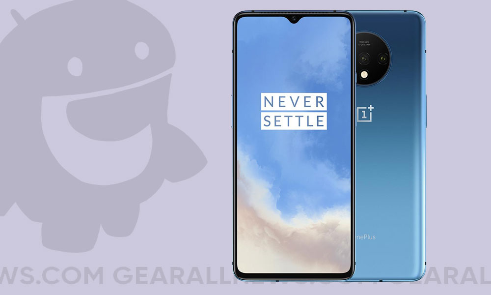 Android 10 on OnePlus 7T