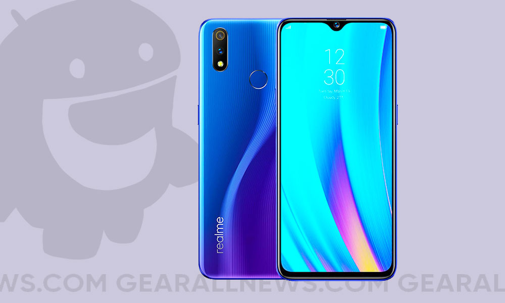Android 10 on Realme 3 Pro