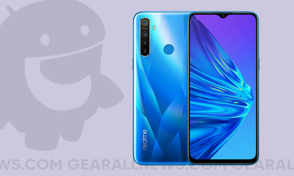 Android 10 on Realme Q