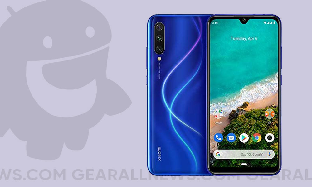 Android 10 on Xiaomi Mi A3