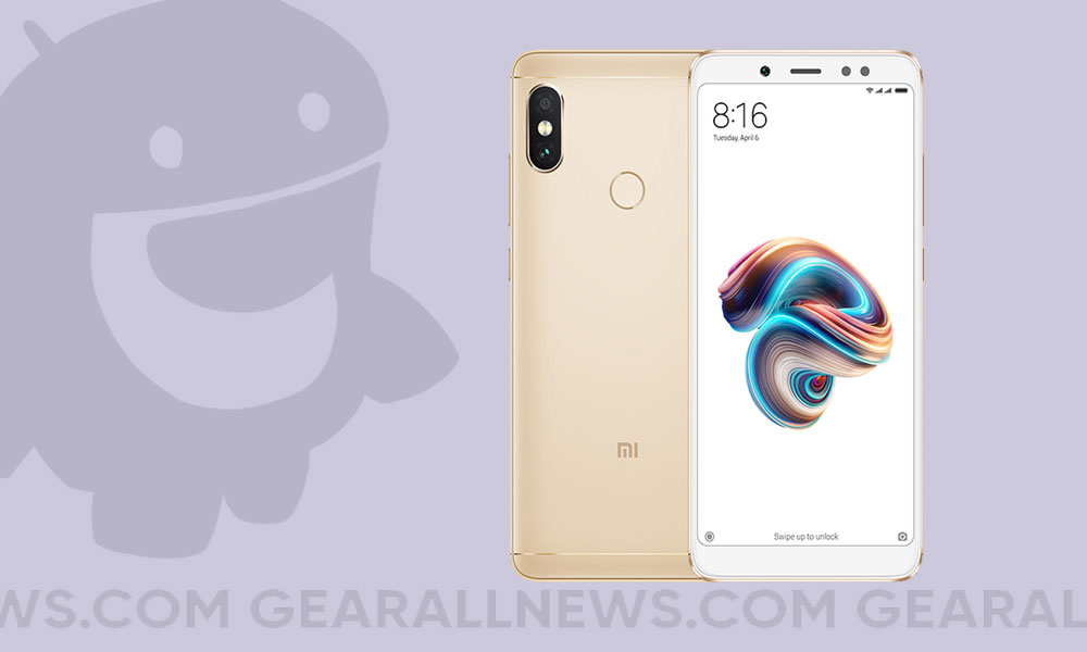 Android 10 on Xiaomi Redmi Note 5