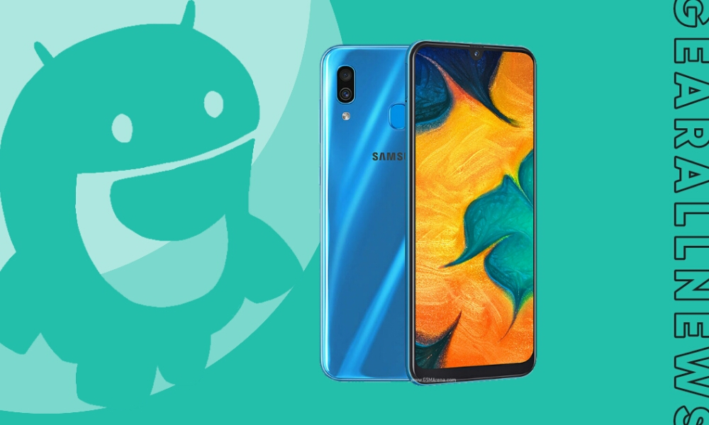 Unlock Bootloader of Samsung Galaxy A30