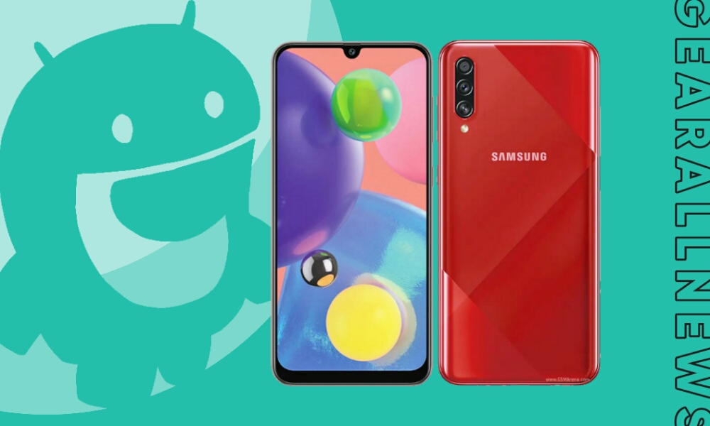 Unlock Bootloader of Samsung Galaxy A70s