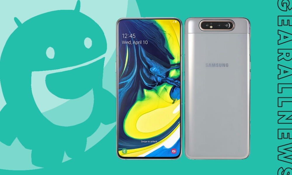 Unlock Bootloader of Samsung Galaxy A80