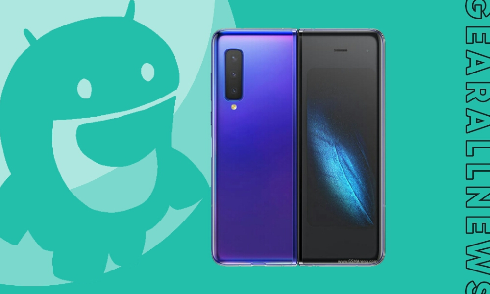 Unlock Bootloader of Samsung Galaxy Fold